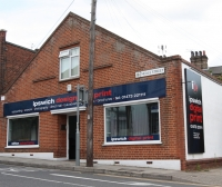 Ipswich Design and Print Premises